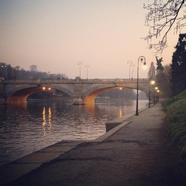 Torino, Lungo Po Armando Diaz
